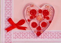 Quilling Crafts and Cards